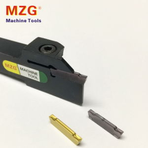 External Grooving Groove Cut-off CNC Turning Machine Tool Holder (MGEH) pictures & photos