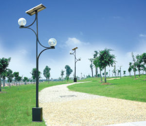 Outdoor LED Solar Landscape Street Lamps for Garden Yard Courtyard Home pictures & photos