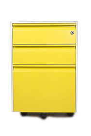 Colored Kd Steel File Cabinet/Metal File Cabinet pictures & photos