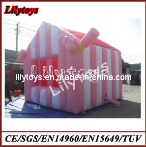 Inflatable Tent/Shop Tent/Inflatable Outdoor Small Tent pictures & photos