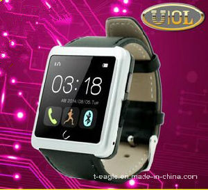 The Latest Waterproof Ultra-Thin Bluetooth U10L Smart Watches pictures & photos