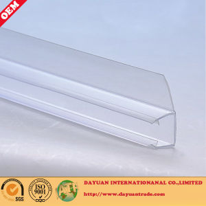 Glass Shower Door PVC Rubber Seal pictures & photos