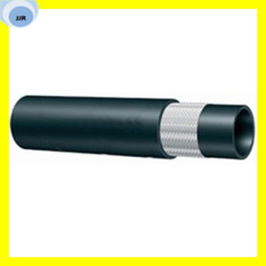 High Quality Fiber Braided Hydraulic Hose SAE 100 R6 pictures & photos