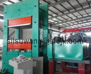 Frame Type Rubber Vulcanizing Press with Ce&SGS pictures & photos