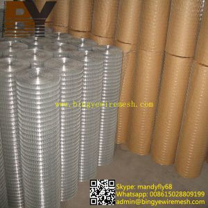 Gopher Basket Galvanized Welded Wire Mesh pictures & photos