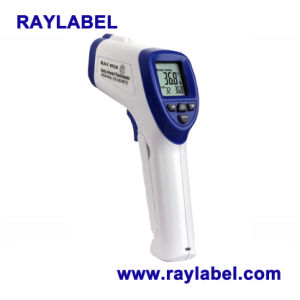 High Quality Digital Non Contact Infrared Forehead Thermometer, Infrared Thermometer, Thermometer, Digital Thermometer, Ebola Thermometer (RAY-IR20) pictures & photos