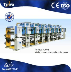 High Quality Gravure Printing Machine CE ISO pictures & photos