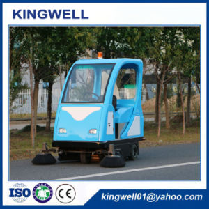 Vacuum Cleaner Sweeper Road Sweeper (KW-1760H) pictures & photos