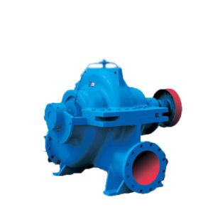 Double Suction Split Casing Pumps (SLOW) pictures & photos