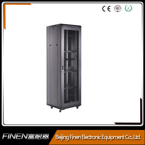 "19"" Floor Standing Network Cabinet Rack at Factory Price pictures & photos"