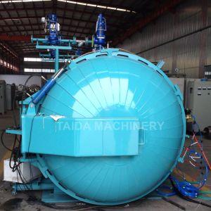 Siemenz PLC Rubber Lining Roller Vulcanization Vulcanizer Vulcanizing High Pressure Autoclave Chamber pictures & photos