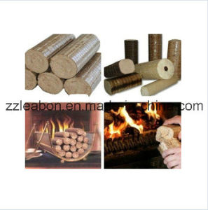High Efficiency and Low Consumption Piston Bio Briquette Making Machine pictures & photos