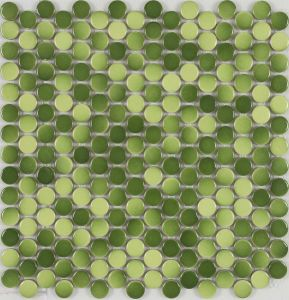 Normal Glazed Ceramic Mosaic Tile (D19TV464)