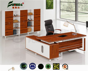 MFC High End Wooden Office Desk pictures & photos