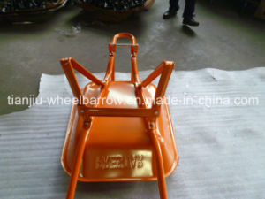 Metal Trays Wheelbarrows for Nigeria pictures & photos