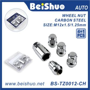 4+1PCS Spline Wheel Lug Nut with 1 Key pictures & photos