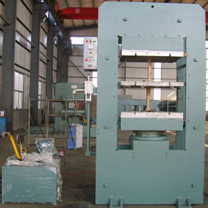 Rubber Plate Vulcanizer/Plate Vulcanizing Machine pictures & photos