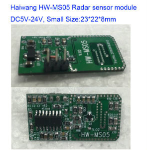 10m Motion Sensor Detector Module for Lamp Light Hw-Ms05 pictures & photos