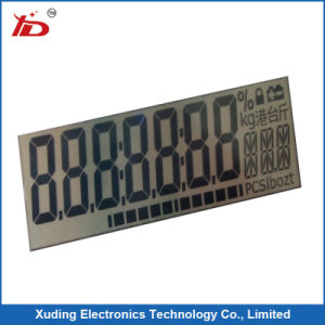 LCD Display White on Blue Character COB LCD Module pictures & photos