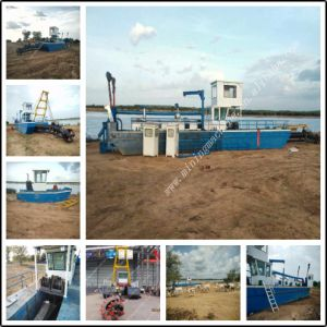Popular Sand Dredger with Competitive Price pictures & photos