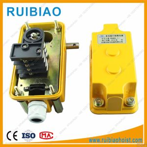 Limit Switch Tower Crane and Passenger Hoist Use pictures & photos