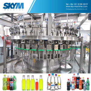 Soda Water Bottling Machine pictures & photos
