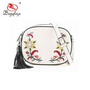 Newest Fashion Handbag Embroidery Lady Designer Handbag Fj36-001