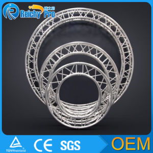 Good Quality Copetitive Price Durable Stage Lighting Truss Circular Truss for Exhibition, Events with Roof pictures & photos