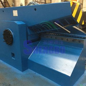 Crocodile Hydraulic Waste Aluminum Tube Cutting Machine pictures & photos