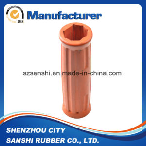 Heat Resisting Rubber Protection Sleeve pictures & photos