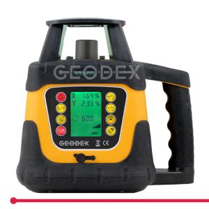 400hvg Green Beam Rotary Laser Level with Setting Slope Function pictures & photos