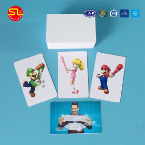 High Quality Credit Card Size Cr80 Contactless Smart PVC/Plastic Card pictures & photos