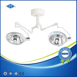 Operating Room Ceiling Mounted Shadowless Surgical Light (ZF700/700) pictures & photos