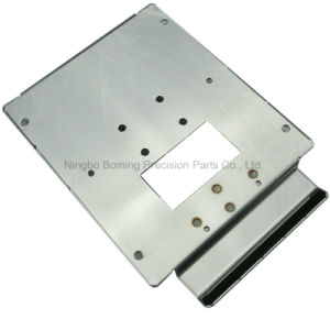 Sheet Metal Part of Rolled End Plate pictures & photos