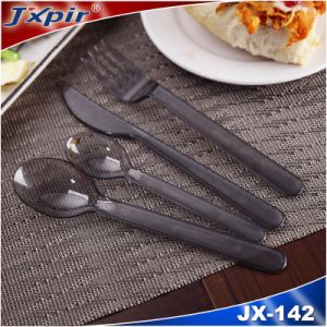 Disposable Reflections Pretty Cutlery Set pictures & photos