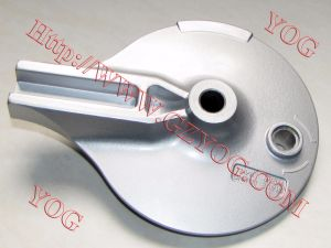 Yog Motorcycle Two Wheels Rear Brake Panel Hub Cover pictures & photos