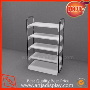 Wooden/MDF/Melamine MDF/Acrylic Display Shelf/Display Stand/Display Rack for Shoes/Clothes/Shops/Stores pictures & photos