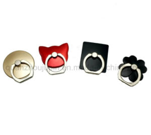 Custom High Quality Metal Mobile Phone Ring Holder pictures & photos