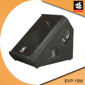 15 Inch Professional PA System Wooden Passive Stage Lounds Speaker pictures & photos