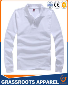 Printing Cotton Shirts Polo T-Shirt for Men pictures & photos
