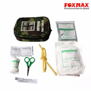 Hot Sale Surgical Supplies Outdoor Camping First Aid Kit Bag pictures & photos