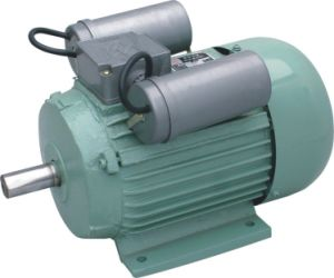 YL Series Single Phase Electric Motor, Cast Iron Case pictures & photos