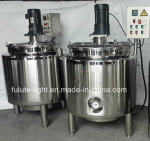 Stainless Steel Liquid Soap Making Machine pictures & photos