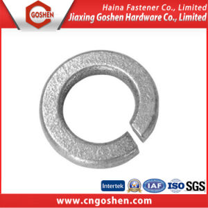 China Supplier High Quality HDG Spring Washer/ Lock Washer DIN127 pictures & photos
