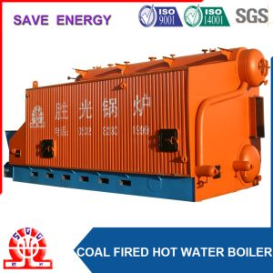 Horizontal Water Tube Coal Wood Fired Industrial Boiler pictures & photos