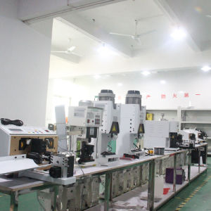 Full Automatic Metal Wire Stripping and Cutting Machine pictures & photos