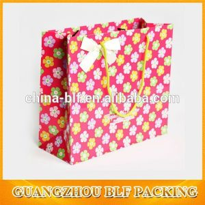 Promotional Paper Bags Shopping Custom pictures & photos