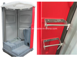 Hot Sale Portable Prefabricated Public Mobile Toilet pictures & photos