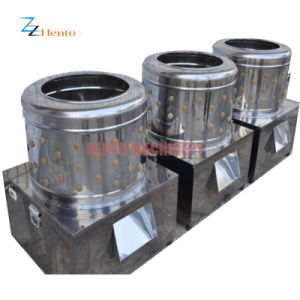 Newest High Quality Poultry Equipment Chicken Plucker pictures & photos