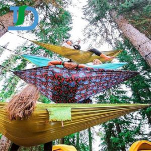 Cheaper Outdoor Backpacking Hammock for 2 Person pictures & photos